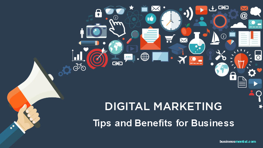 Online Marketing Tips and Benefits for Business