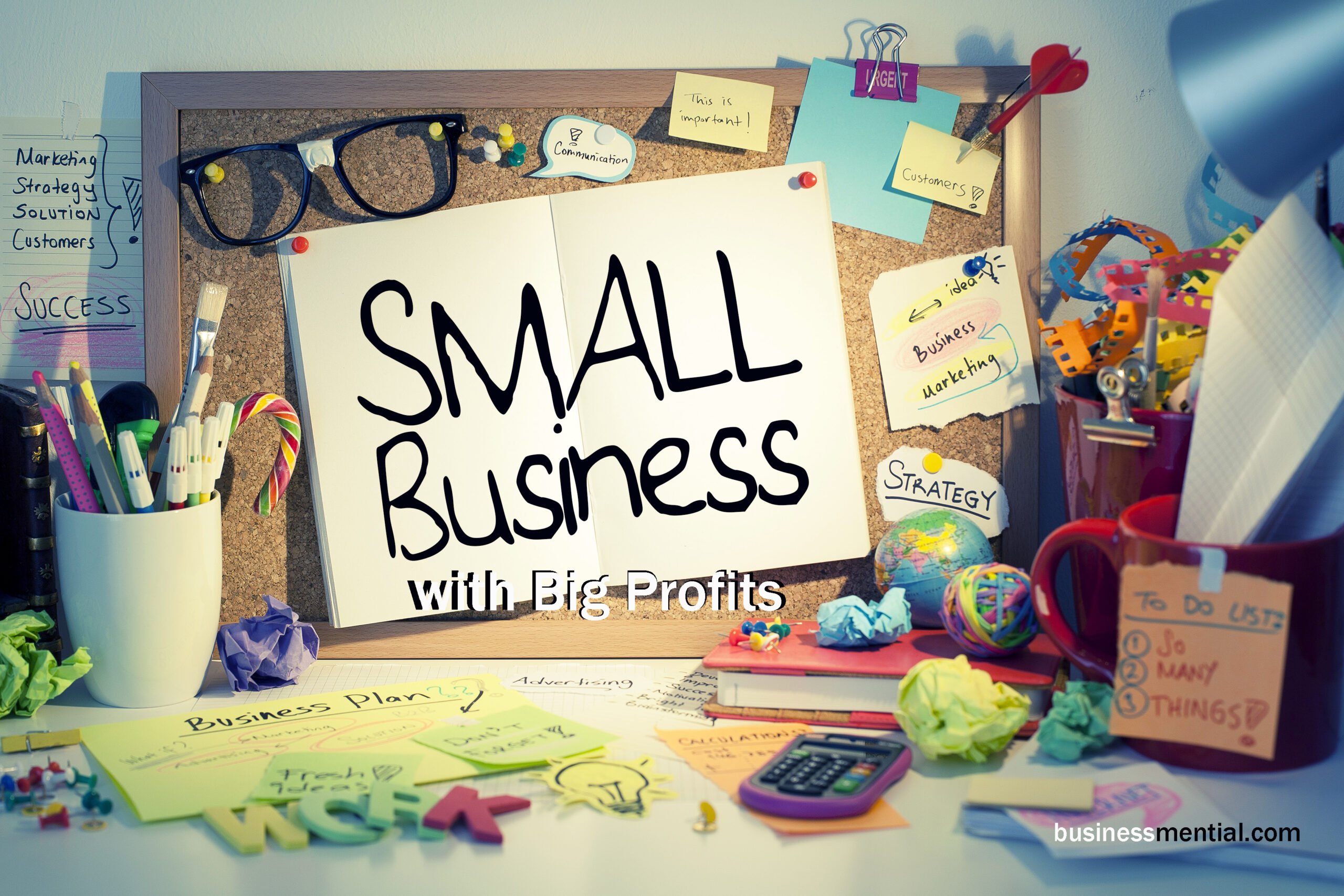 12 Small Business Ideas with Big Profits